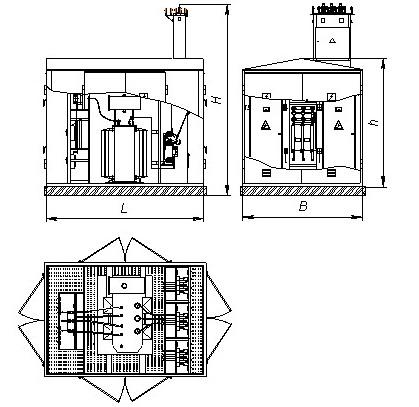 Схема электрическая, принципиальная